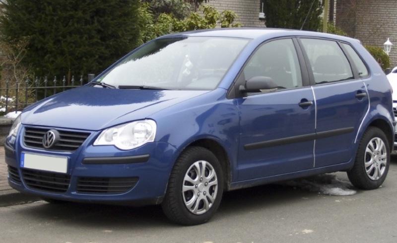 Прокат VW Polo Киев