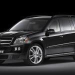 Прокат авто Mercedes-Benz GL 450 Киев