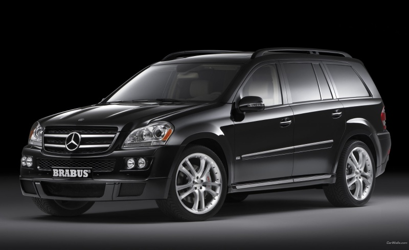 Прокат авто Mercedes-Benz GL 450 Киев