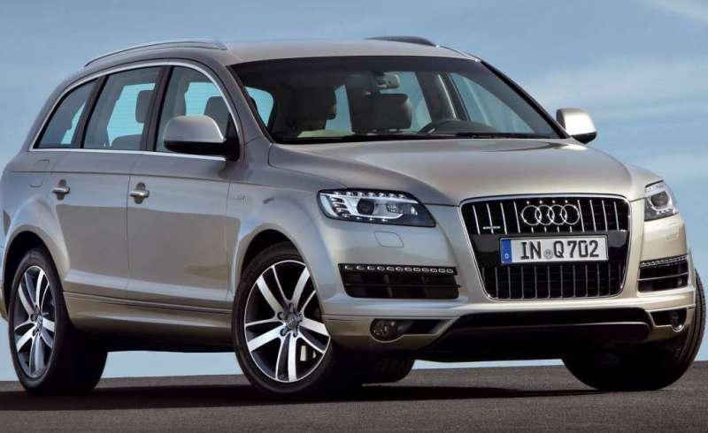 Audi Q7 - Прокат Авто Киев