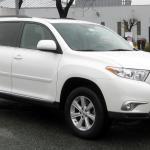 Прокат Toyota Highlander Киев