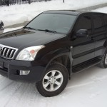 Аренда Toyota Land Cruiser Киев