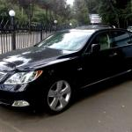 Аренда Lexus LS 460 Киев
