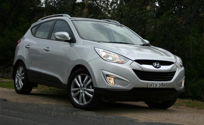 Прокат Hyundai IX 35 Киев