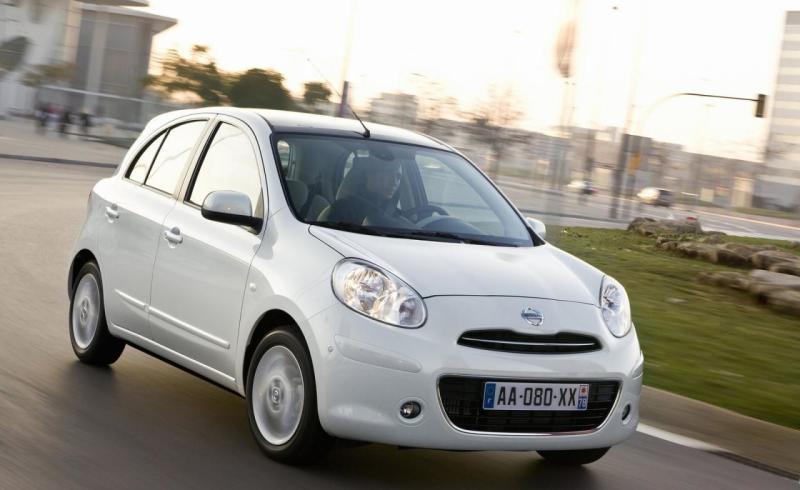 Прокат Nissan Micra Киев