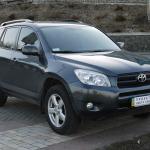 Аренда Toyota RAV 4 Киев