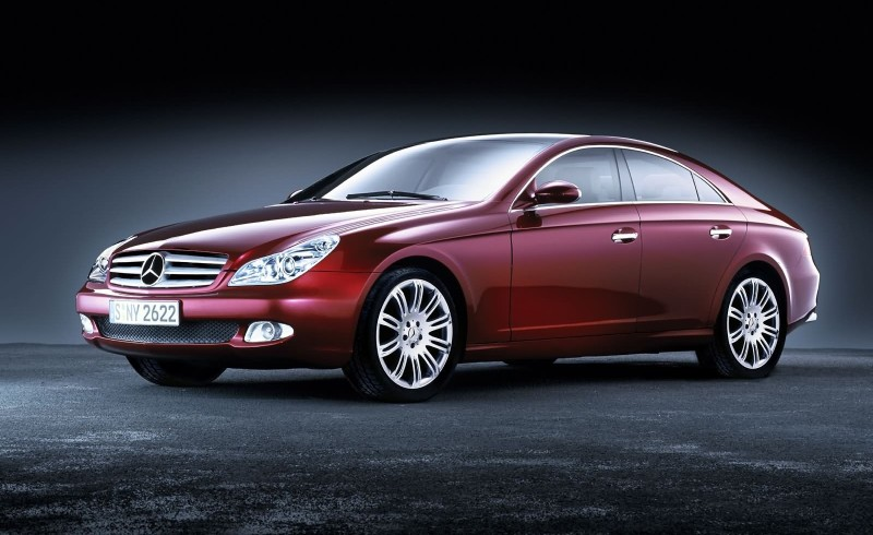 Аренда Mercedes-Benz CLS Киев