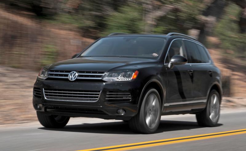 Аренда Volkswagen Touareg Киев