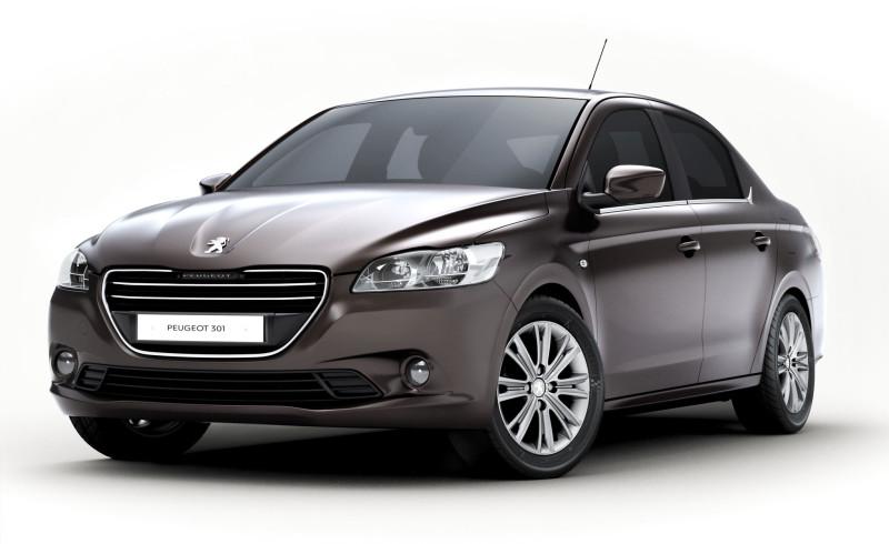 Аренда Peugeot_301 киев